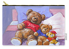 Three Amigos Sketch Carry-all Pouch