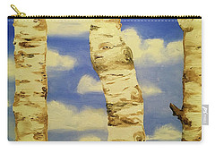 Thru The Aspens View Carry-all Pouch