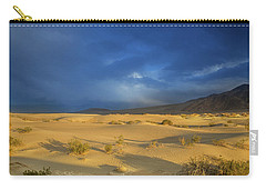 Thunder Over The Desert Carry-all Pouch