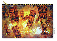 Tiki Hot Spot Carry-all Pouch