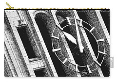 Time Tilts Carry-all Pouch