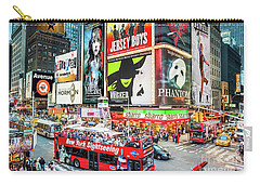 Times Square II Special Edition Carry-all Pouch
