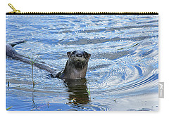 To My Otter Amazement Carry-all Pouch