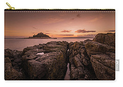 To The Sunset - Marazion Cornwall Carry-all Pouch