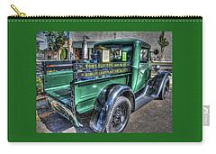 Tom's Electric Truck Carry-all Pouch