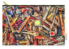 Tools In Color Carry-all Pouch