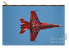 Carry-all Pouch featuring the photograph Top Down by Brad Allen Fine Art