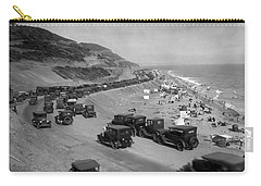 Topanga State Beach 1920 Carry-all Pouch