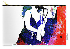 Tori Amos Watercolor Carry-all Pouch