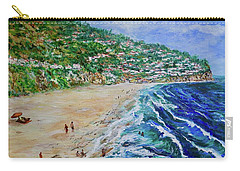 Torrance Beach, Palos Verdes Peninsula Carry-all Pouch