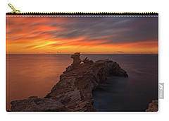 Total Calm At A Sunrise In Ibiza Carry-all Pouch