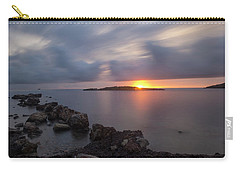 Total Calm In An Ibiza Sunrise Carry-all Pouch