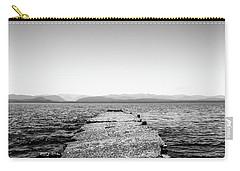 Towards The Nahuel Huapi Lake Carry-all Pouch