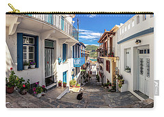 Town Of Skopelos Carry-all Pouch