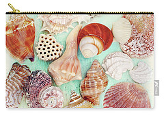 Treasures From The Sea  Carry-all Pouch