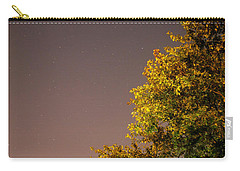 Tree And Stars Carry-all Pouch