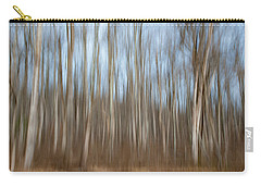Trees In The Forest Carry-all Pouch