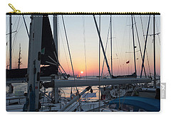 Trieste Sunset Carry-all Pouch