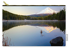 Trillium At Dawn Carry-all Pouch