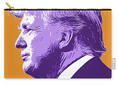 Trump Popart Carry-all Pouch