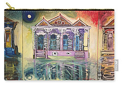 Tryptic On The Bayou New Orleans Carry-all Pouch