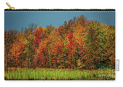 Tug Hill Colors Carry-all Pouch