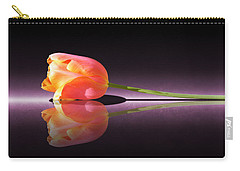 Tulip Reflection Carry-all Pouch