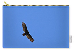 Turkey Vulture Soaring Carry-all Pouch