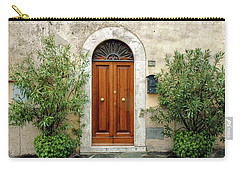 Tuscan Door Carry-all Pouch