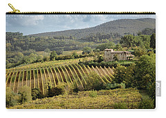 Tuscan Valley Carry-all Pouch