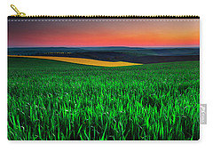Twilight Fields Carry-all Pouch