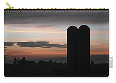 Twilight Silos Carry-all Pouch