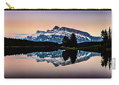Twilight, Two Jack Lake Carry-all Pouch