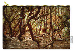 Twisted Oaks Carry-all Pouch