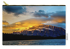 Two Jack Lake, Banff National Park, Alberta, Canada Carry-all Pouch