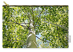 Under The Tall Aspens Carry-all Pouch