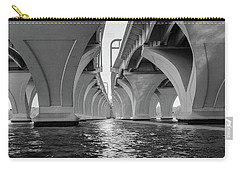 Under The Woodrow Wilson Bridge Carry-all Pouch