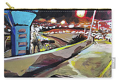 Underpass At Nighht Carry-all Pouch