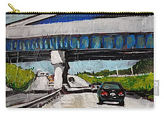 Underpass Z Carry-all Pouch