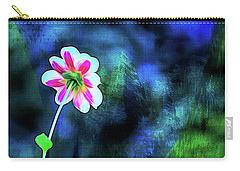 Underwater Garden Abstract Carry-all Pouch