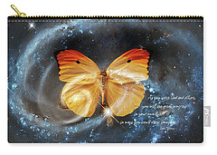 Universal Butterfly Carry-all Pouch