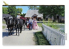 Upper Canada Village Carry-all Pouch