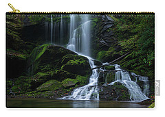 Upper Catawba Falls, North Carolina Carry-all Pouch