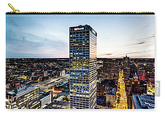 Carry-all Pouch featuring the photograph Us Bank Tower by Randy Scherkenbach