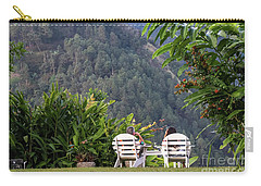 Vacation On Strawberry Hill Carry-all Pouch
