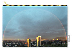 Vancouver Rainbow Carry-all Pouch