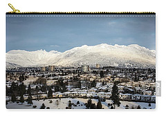 Vancouver Winterscape Carry-all Pouch