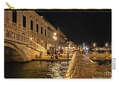 Venice At Night. San Marco Carry-all Pouch