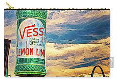 Vess Soda Bottle Carry-all Pouch