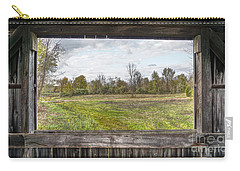 View Into Ohio's Nature Carry-all Pouch